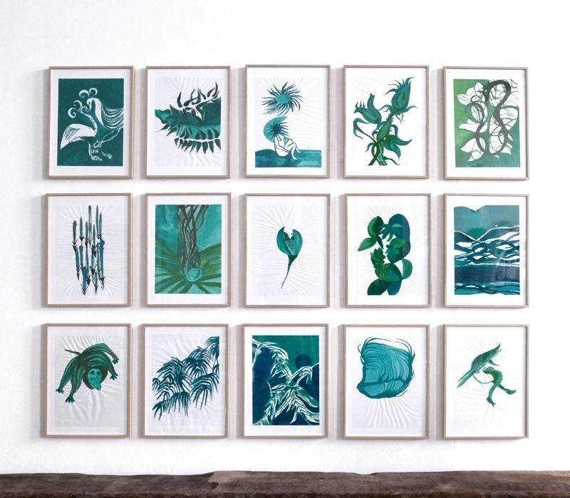 ensemble verts mythologie3