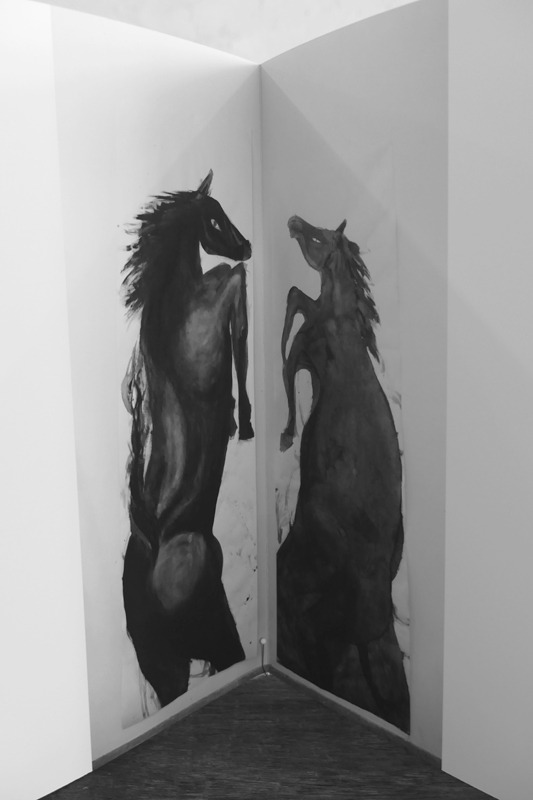 page horses